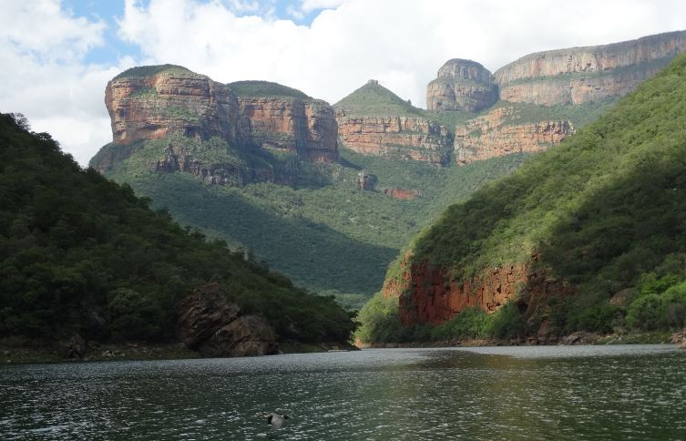 Three Roundavels in Mpumalanga