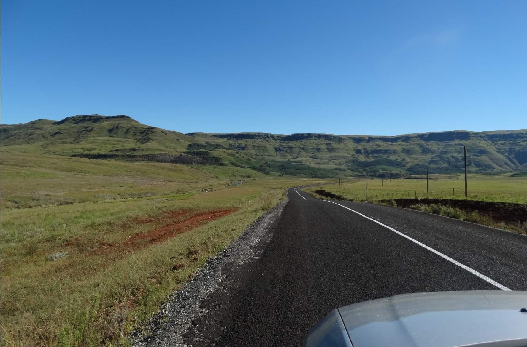 Drakensbergen - Groeten uit Zuid-Afrika