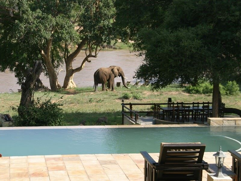 Privé Lodge in Krugerpark